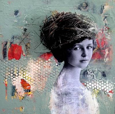 Mixed Media - Remember Me Fondly by Susan McCarrell