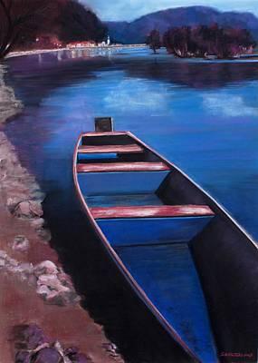Bosnae Painting - Remembering Bosnia II by Sibella Talic