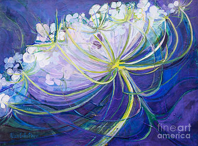 Queen Anne Painting - Renewal by Allison Coelho Picone