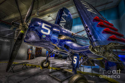 F4u Photograph - Resting Bird by Marvin Spates
