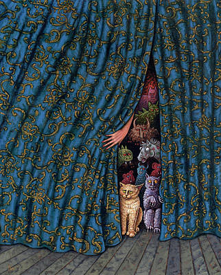 Revealing Inner Demons Original by Holly Wood