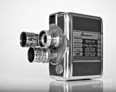 8mm Photograph - Revere 8 by Mark Miller