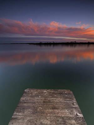 Rgb Photograph - Rgb Sunset II by Davorin Mance