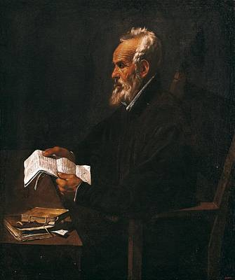 Strict Photograph - Ribalta, Francisco 1565-1628. Ramon by Everett