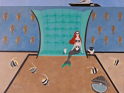 Rich Waters Original by Fay Sciarra