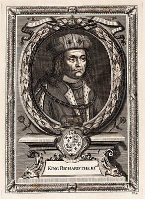 Richard IIi Print by Middle Temple Library