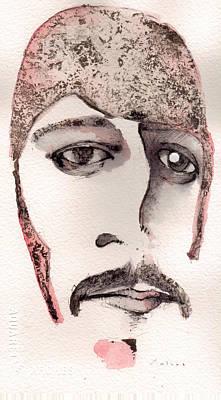 Richard Starsky As Ringo Starr Original by Mark M  Mellon