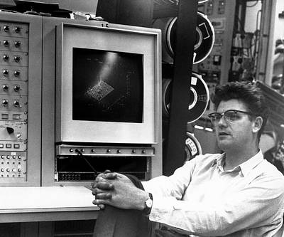 1990 Photograph - Richard Taylor by Us Department Of Energy