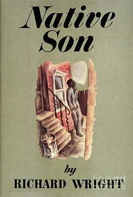 Richard Wright: Native Son Print by Granger