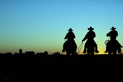 Photograph - Ride 'em Cowboy by Andrea Kollo