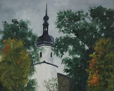 Riesa Germany Original by Robert Jenson