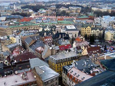 Michael Fitzpatrick Photograph - Riga by Michael Fitzpatrick