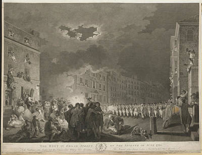 Seventh Photograph - Riot In Broad Street by British Library