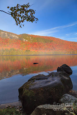 Maples Photograph - Ripples And Rocks by Charles Kozierok