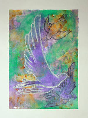 Rites Of Spring Original by Catherine Sprague