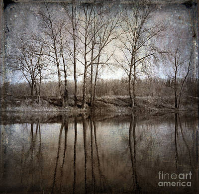 Water Filter Photograph - River by Bernard Jaubert