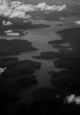Airlines Photograph - River Through The Clouds by Parker Cunningham