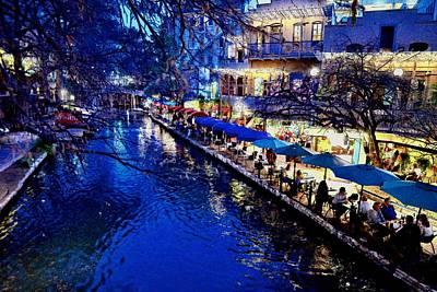 Riverwalk Original by Ricardo J Ruiz de Porras