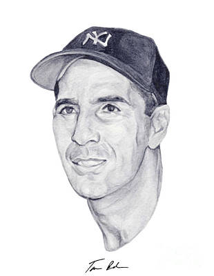 Yankees Painting - Rizzuto by Tamir Barkan
