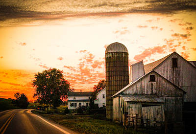 Kimberly Moore Photograph - Roadside Haven by Kimberly Moore