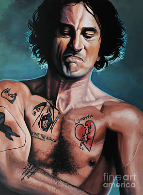 Robert De Niro In Cape Fear Original by Paul Meijering