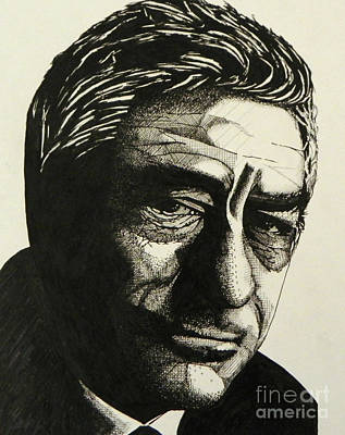 Robert De Niro Original by Ken Nguyen