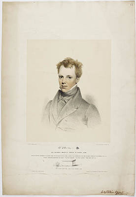 Robert Thom Print by British Library