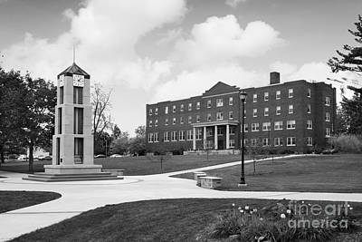 Roberts Wesleyan College Rinker Center  Print by University Icons