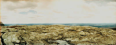 Catskill Photograph - Rock Formations, Gertrudes Nose by Panoramic Images