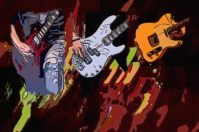 Rock Heroes Original by Toppart Sweden