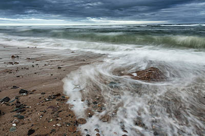 Beach Photograph - Rock 'n' Roll by Bill Wakeley