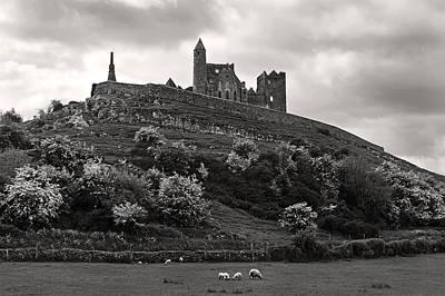 Rock Of Cashel Ireland Print by Pierre Leclerc Photography