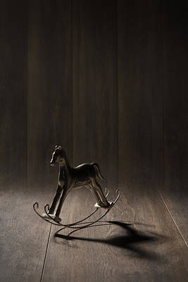 Rocking Horse Print by Amanda And Christopher Elwell