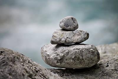 Nature Photograph - Rocks by Ivan Slosar