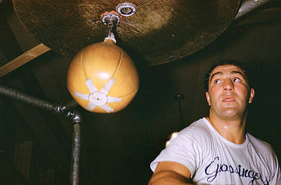 Rocky Marciano  Print by Retro Images Archive