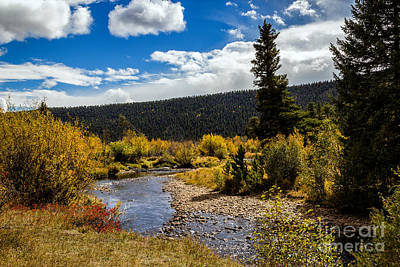 Rocky Mountain Afternoon Original by Jon Burch Photography