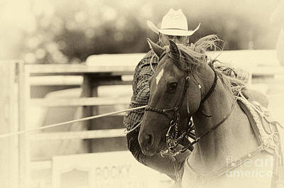 Rodeo The Cowboy Way Original by Bob Christopher