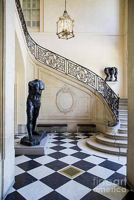 Rodin Museum Print by Brian Jannsen