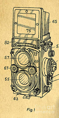 Patent Photograph - Rolli Patent Phone Case by Edward Fielding