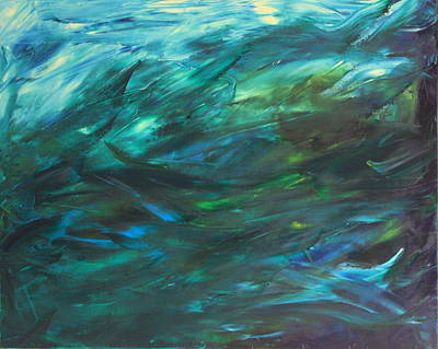 Rolling In The Deep Original by DeeAnn Veeder
