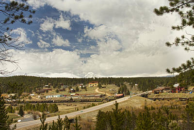 Corporate Art Photograph - Rollinsville Colorado by James BO  Insogna