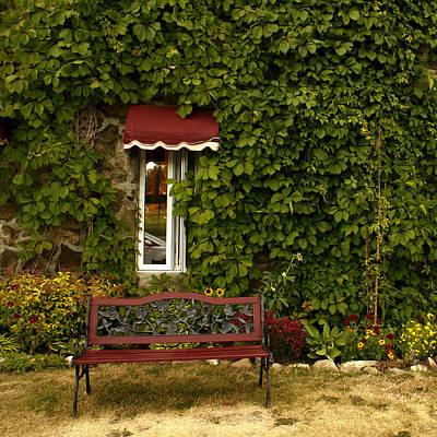 Pause Photograph - Romantic Pause by Aimelle