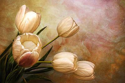 Romantic Spring Print by Claudia Moeckel