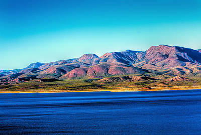 Beauty Photograph - Roosevelt Lake by Fred Larson