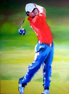 Rory Print by Oliver McParland