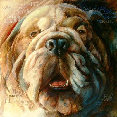 Roscoe Too Original by Vanessa Bates