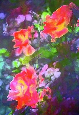 Rose 192 Print by Pamela Cooper