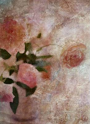 Roses Are Always Roses Print by Gun Legler