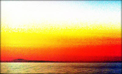 Photograph - Rothko's Sea #1 by Stefano Filesi