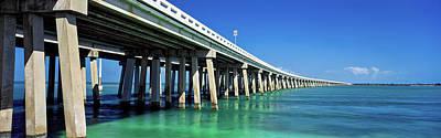 Route 1 Overseas Highway, Bahia Honda Print by Panoramic Images